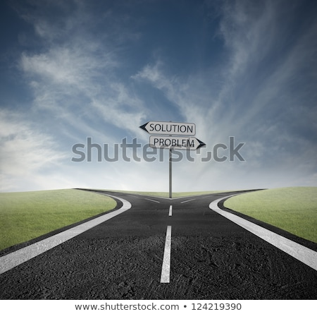 Concept Of Business Pathway Stock photo © Lightsource