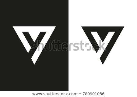 y icon vector y letter vector sign logotype Stock photo © blaskorizov