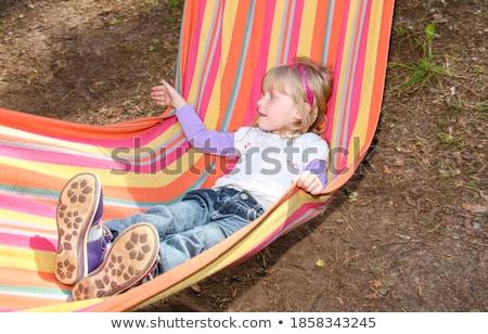 Kinder · Schwester · Freunde · kid · Mädchen · spielen - stock foto © dashapetrenko