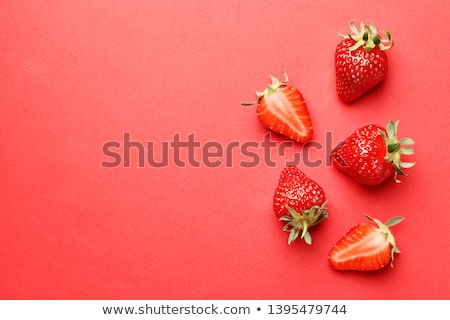 Fresh Fruits And Colorful Background Stock photo © cammep