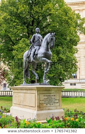 Keizer Wenen paleis Oostenrijk kunst reizen Stockfoto © borisb17