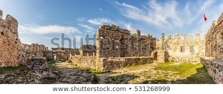 Turquia · vermelho · torre · principal · atração · turística · casa - foto stock © mikko