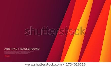 vektör · dalga · soyut · arka · plan · duvar · kağıdı · temizlemek - stok fotoğraf © rioillustrator