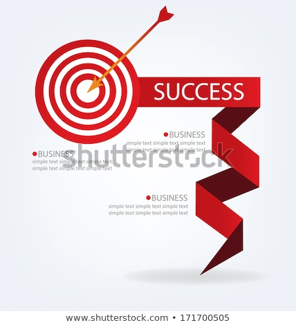 Concept of business thinking and activities Stock photo © robuart