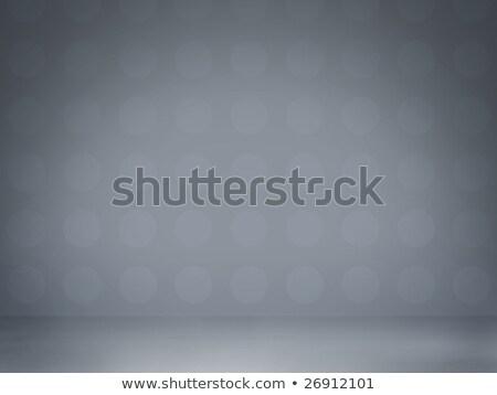 Abstrato luz azul estúdio interior perfeito glamour Foto stock © konradbak