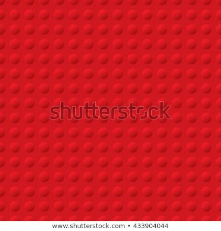 красный вектора бесшовный шаблон металл Сток-фото © Galyna