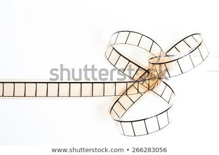 filmstrip · exemplaar · ruimte · film · ontwerp · achtergrond · video - stockfoto © scornejor