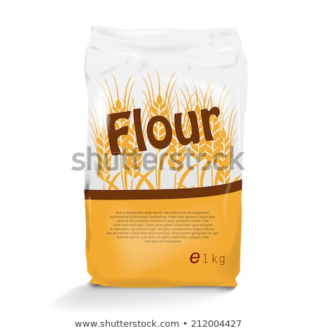 A packet of flour Stock photo © bluering