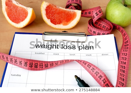 Weight Loss Idea Stock photo © Lightsource