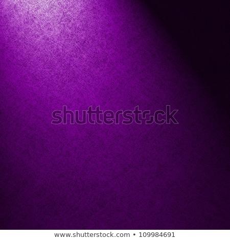 Sötét lila vászon textúra közelkép kilátás Stock fotó © LightFieldStudios