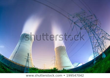 koeling · toren - stockfoto © devon
