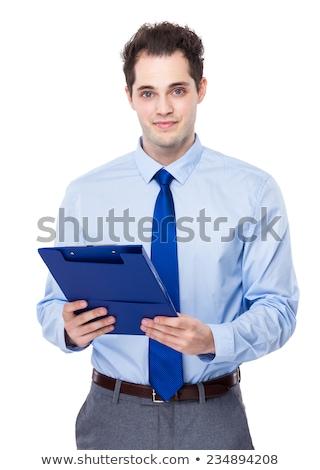 重要 · ビジネスマン · 立って · vip · 文字 · 手紙i - ストックフォト © feedough