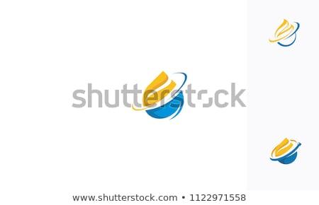 ガス 油 ロゴデザイン ビジネス 背景 業界 ストックフォト © djdarkflower