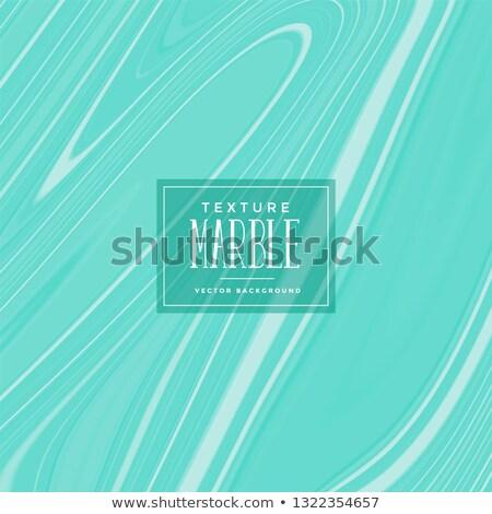 Streszczenie marmuru tekstury ściany niebieski wzór Zdjęcia stock © SArts