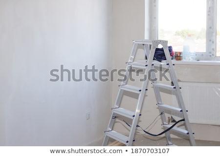 new staircase stepladder  Stock photo © OleksandrO