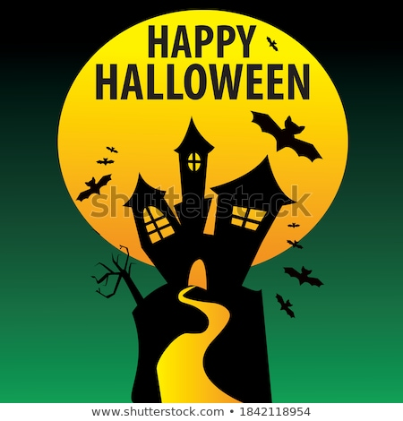 halloween · poster · zombie · eps · vettore · file - foto d'archivio © beholdereye
