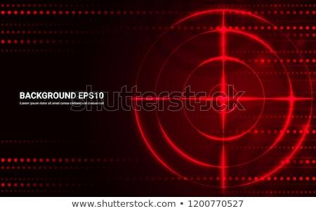Schieten target wiel pijlen papier sport Stockfoto © remik44992