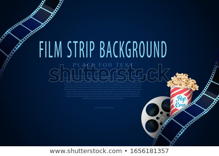 Film Box Stock photo © idesign