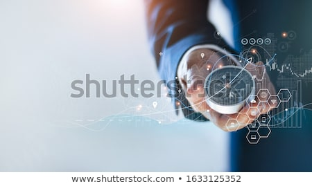 global navigation concept  Stock photo © oblachko