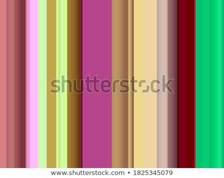 streszczenie · tęczy · kolor · linie · fale · komunikacji - zdjęcia stock © kotenko