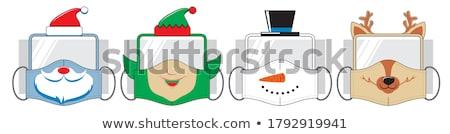 santas friendly elf stock photo © aliencat