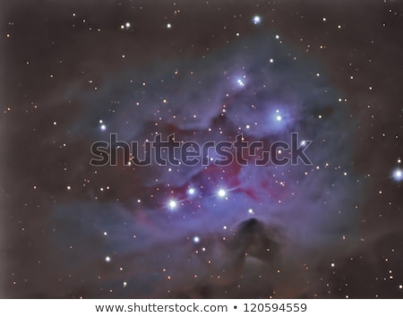 çalışma · adam · nebula · gökyüzü · güneş · ışık - stok fotoğraf © rwittich