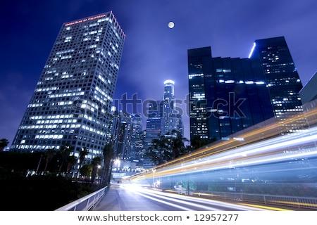 Panamá · escritório · edifício · linha · do · horizonte · corporativo - foto stock © dacasdo