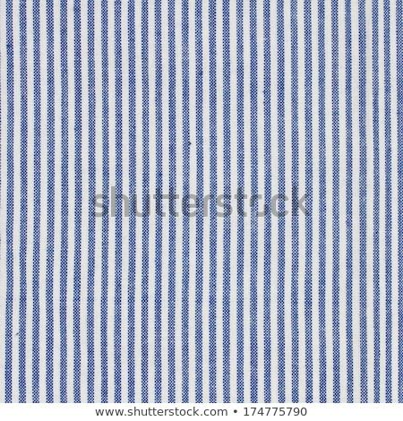 Tejido primer plano mantel textura rojo Foto stock © neirfy
