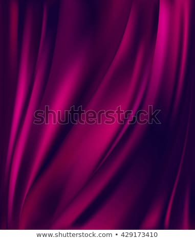 Abstract purple wavy with folds Stock photo © Zebra-Finch