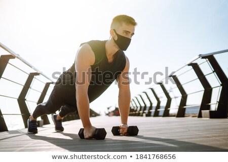 active sportsman stock photo © pressmaster