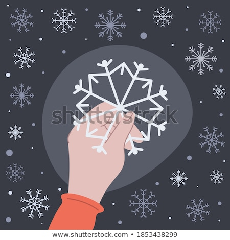Composite image of hand showing card Stock photo © wavebreak_media
