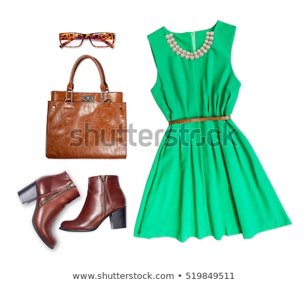 Ladies Clothing and Accessories pattern Stock photo © netkov1