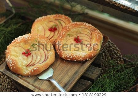 danish apple cake stock photo © digifoodstock