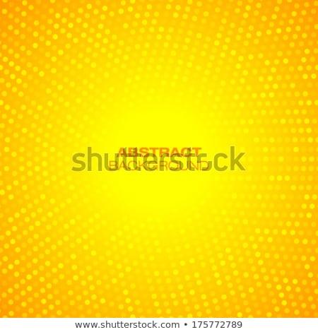 Sarı yarım ton etki arka plan Retro Stok fotoğraf © SArts
