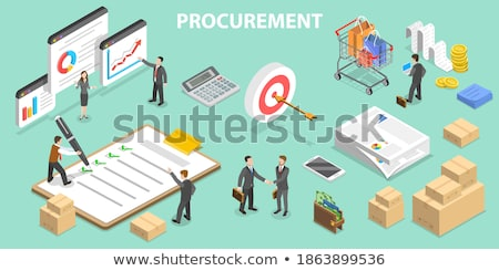Price on Clipboard. 3D. Stock photo © tashatuvango
