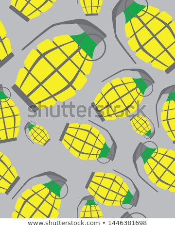 Militar ilustração bomba metal pin textura Foto stock © benchart