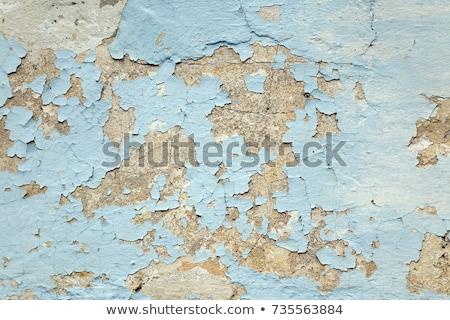Foto stock: Pastel · azul · pared · textura