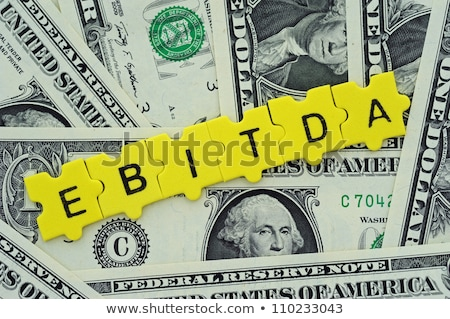 EBITDA, Earnings Before Interest, Taxes, Depreciation and Amorti Stock photo © olivier_le_moal