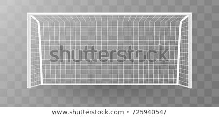 Football Goal Stock photo © hlehnerer