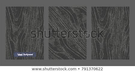 oak pattern Stock photo © Nekiy