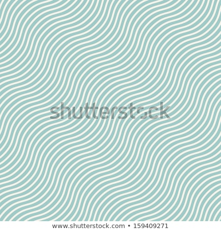 Bezszwowy pasiasty falisty wzór wektora proste Zdjęcia stock © ExpressVectors