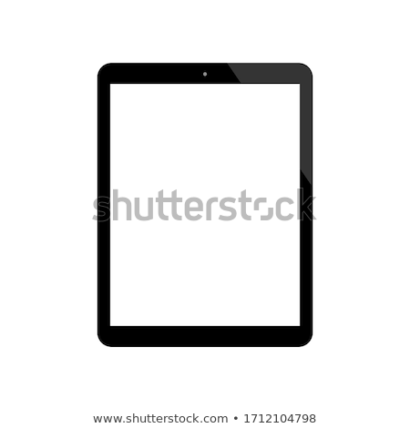 Ebook equipamento sem fio dispositivo comprimido vetor Foto stock © robuart
