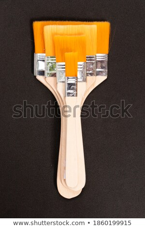 Tools necessary for painting Stock photo © Kotenko
