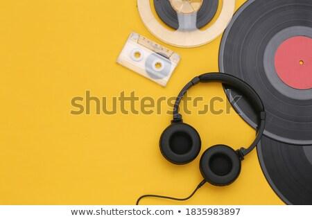 audio reel stock photo © donatas1205