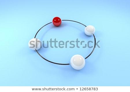 Token ring topology Stock photo © creisinger