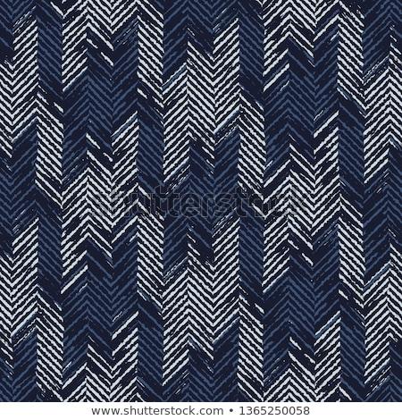 houndstooth fabric pattern design Stock photo © creative_stock