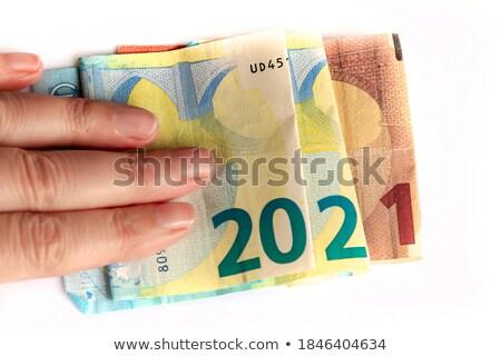доходы написанный белый бизнеса дизайна Сток-фото © pterwort