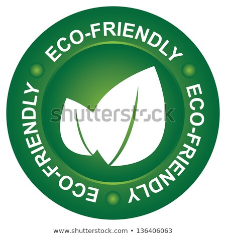 Green Tag, Eco Friendly Communication Stock photo © olivier_le_moal