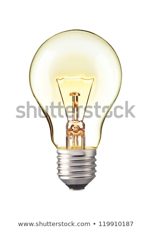 light bulb turned on stock photo © wavebreak_media
