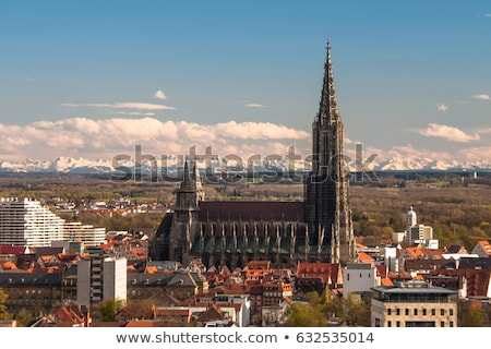 Cathedral in Ulm stock photo © uleiber